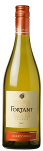 Skalli Fortant De France Chardonnay Bottle