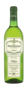 Montecillo Bianco 2008 Bottle