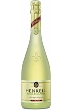 Henkell Blanc De Blancs Bottle