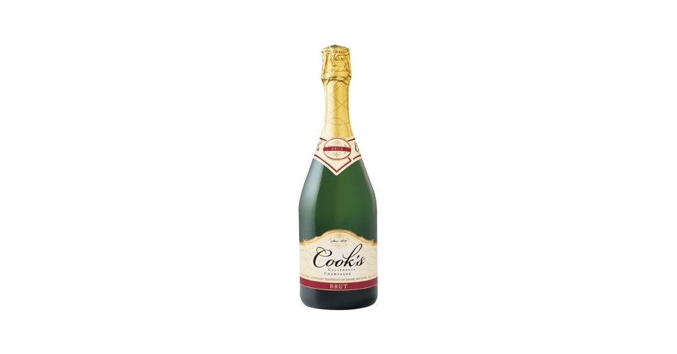 cooks brut sparkling wine expert wine ratings and wine