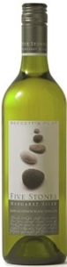 Beckett's Flat Five Stones Sauvignon Blanc/Semillon 2008, Margaret River Bottle