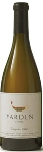Yarden Viognier 2006, Galilee Bottle