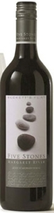 Beckett's Flat Five Stones Cabernet/Shiraz 2007, Margaret River Bottle