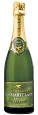 G. H. Martel & Co. Prestige Brut Champagne 2008, Ac Bottle