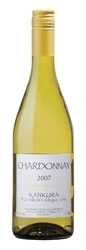 Kankura Fleurs Blanches Chardonnay 2007, Colchagua Valley Bottle