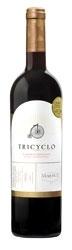Tricyclo Cabernet Sauvignon/ Merlot/Cabernet Franc 2007, Marchigüe, Colchagua Valley Bottle