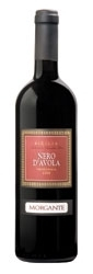Morgante Nero D'avola 2006, Igt Sicilia Bottle