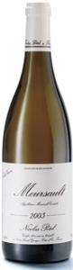 Nicolas Potel Vieilles Vignes Meursault 2005, Ac Bottle