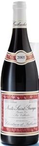 Chartron & Trébuchet Les Vallerots Nuits Saint Georges 1er Cru 2005, Ac Bottle