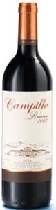 Campillo Campillo Reserva 2002, Doca Rioja Bottle