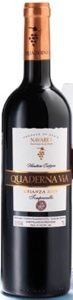 Quaderna Vía Tempranillo Crianza 2005, Do Navarra Bottle
