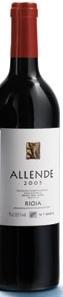 Finca Allende Allende 2005, Doca Rioja Bottle