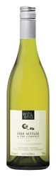 Wits End Free Settler & The Convict Chardonnay/Viognier 2007, South Australia Bottle