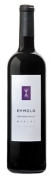Emmolo Merlot 2005, Napa Valley Bottle