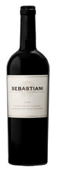 Sebastiani Cabernet Sauvignon 2006, Alexander Valley Bottle