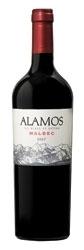 Alamos Malbec 2007, Mendoza Bottle