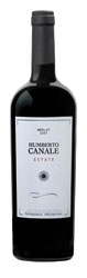 Humberto Canale Estate Merlot 2007, Rio Negro Valley, Patagonia Bottle