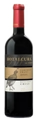 Botalcura La Porfia Grand Reserve Cabernet Franc 2005, Maule Valley Bottle
