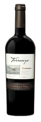 Concha Y Toro Terrunyo Carmenère 2005, Cachapoal Valley, Peumo Vineyard, Block 27, Unfiltered Bottle