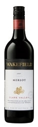 Wakefield Merlot 2007, Clare Valley, South Australia Bottle