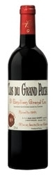 Clos Du Grand Puceau 2004, Ac Saint émilion Grand Cru Bottle