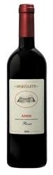 Sportoletti Assisi Rosso 2006, Doc Bottle