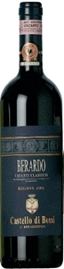 Castello Di Bossi Berardo Chianti Classico 2003 Bottle