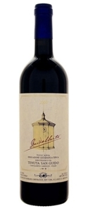 Tenuta San Guido Guidalberto 2006, Igt Toscana, Estate Btld. Bottle