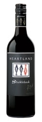 Heartland Stickleback Red 2007, South Australia Bottle
