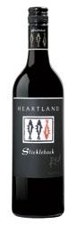 Heartland Stickleback Red 2007, South Australia Bottle