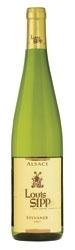 Louis Sipp Sylvaner 2007, Ac Alsace, Estate Btld. Bottle