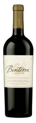 Bonterra Cabernet Sauvignon 2006, Mendocino County, Made From Organic Grapes Bottle