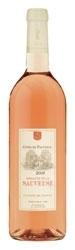 Domaine De La Sauveuse Cuvée Carolle Rosé 2008, Ac Côtes De Provence Bottle