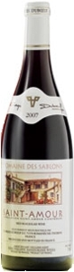 Georges Duboeuf Domaine Des Sablons Saint Amour 2007, Ac Bottle