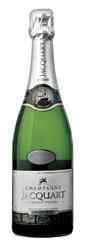 Jacquart Extra Brut Champagne 2008, Ac Bottle