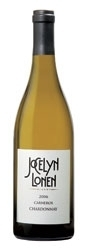 Jocelyn Lonen Chardonnay 2006, Carneros Bottle