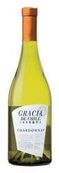 Gracia De Chile Reserva Chardonnay 2007, Cercania, Bío Bío Valley Bottle