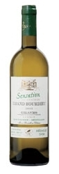 Sensation De Château Grand Bourdieu Blanc 2005, Ac Graves, Sauvignon/Sémillon Bottle