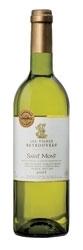 Les Vignes Retrouvées Blanc 2007, Vdqs Saint Mont Bottle