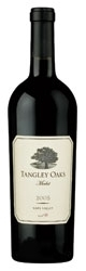 Tangley Oaks Merlot 2005, Napa Valley, Lot #10 Bottle