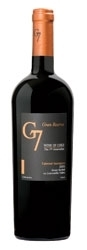 G7 Gran Reserva 2005, Loncomilla Valley Bottle
