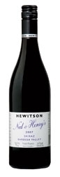 Hewitson Ned & Henry's Shiraz 2007, Barossa Valley, South Australia Bottle