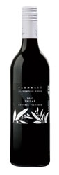 Plunkett Blackwood Ridge Shiraz 2005, Central Victoria Bottle