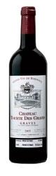 Château Tourte Des Graves Rouge 2005, Ac Graves Bottle