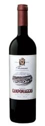 Castellani Vignetti Di Campomaggio Rosso 2003, Igt Toscana Bottle