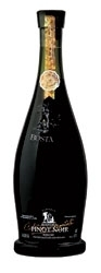 Bostavan Pinot Noir 2005, Vin De Calitate Superiora, Rosu Sec Bottle