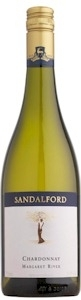 Sandalford Chardonnay 2005, Margaret River, Western Australia, Estate Grown Bottle