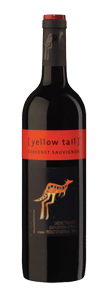 Yellow Tail Cabernet Sauvignon 2009 Bottle