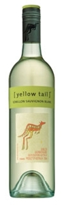 Yellow Tail Semillon/Sauvignon Blanc 2009, Se Australia Bottle