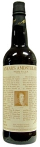 Alvear Amontillado Bottle